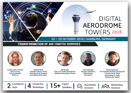 Digital Aerodrome Towers event agenda