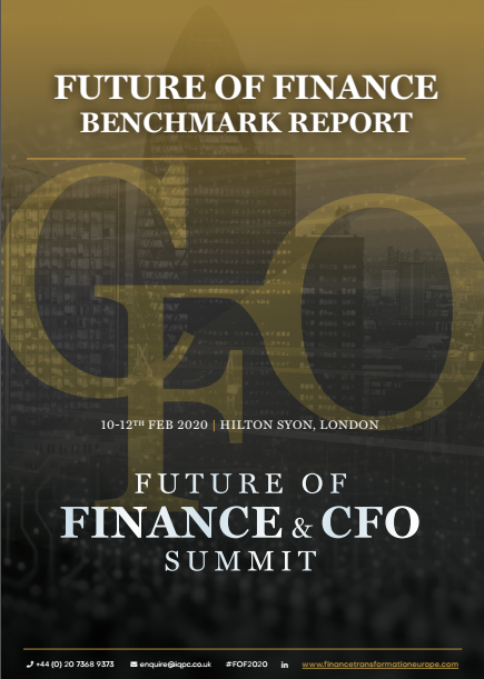 Future of Finance Benchmarking Report 2020