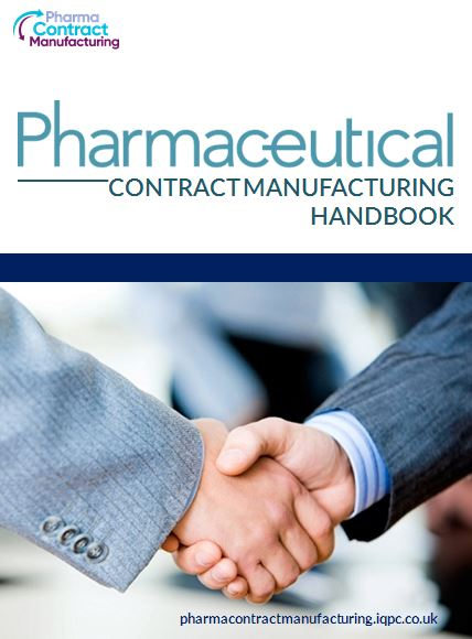 Pharmaceutical Contract Manufacturing Handbook