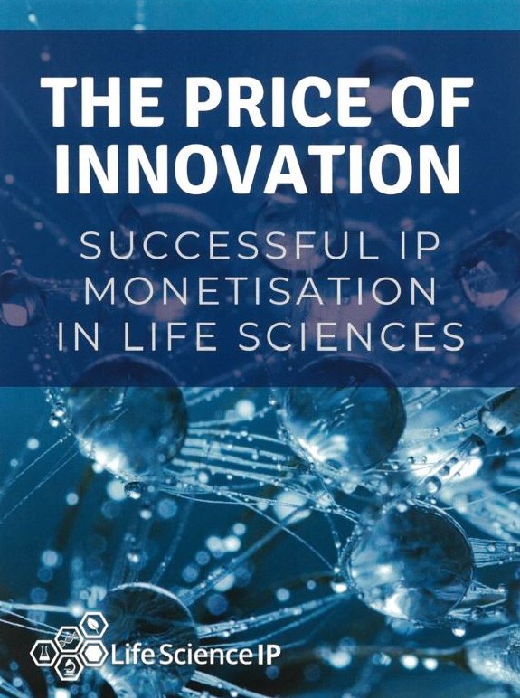 The Price of Innovation: Successful IP Monetisation in Life Sciences