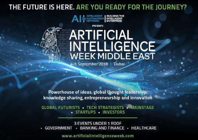 Sponsorship Prospectus: Artificial Intelligence Week Middle East