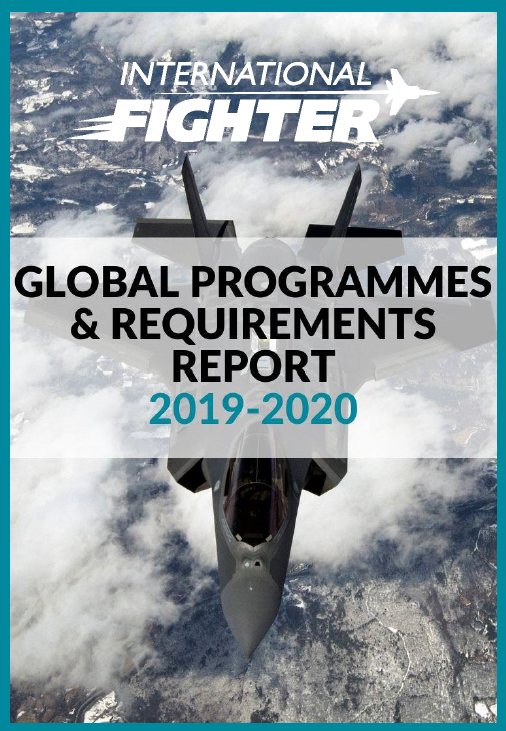 Global Fighter Programmes and Requirements report 2019-20