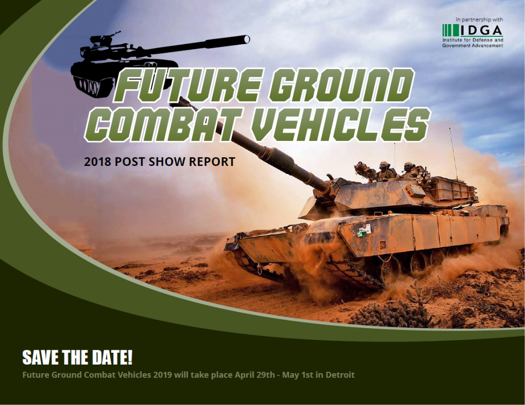 Post Show Report: Looking Back at Future Ground Combat Vehicles 2018