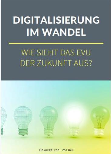 Artikel: Digitalisierung im Wandel: Wie sieht das EVU der Zukunft aus?