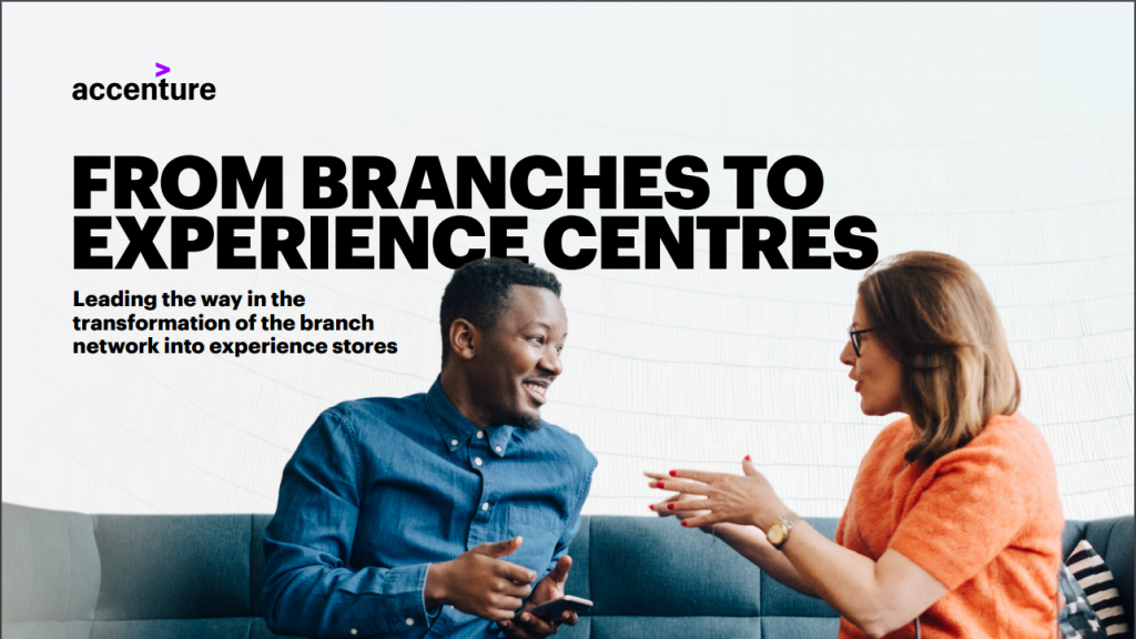 From Branches to Experience Centres: Leading the way in the transformation of the branch network into experience stores
