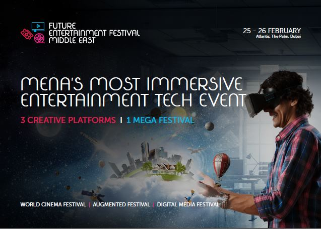 Event Information Pack: World Cinema Festival a part of Future Entertainment Festival Middle East