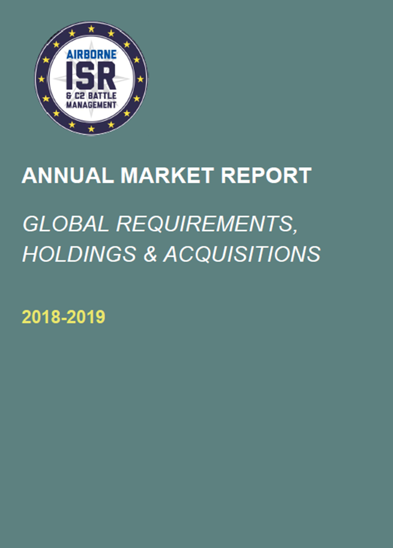 Airborne ISR & C2 Battle Management: Global Market Report 2018-2019