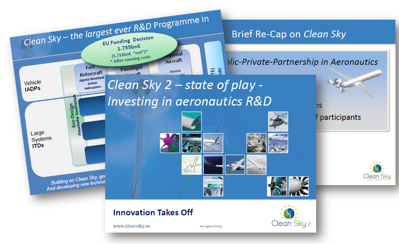 Clean Sky 2: objectives and program status