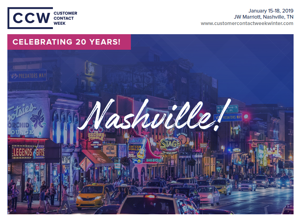 View Event Guide: CCW Nashville