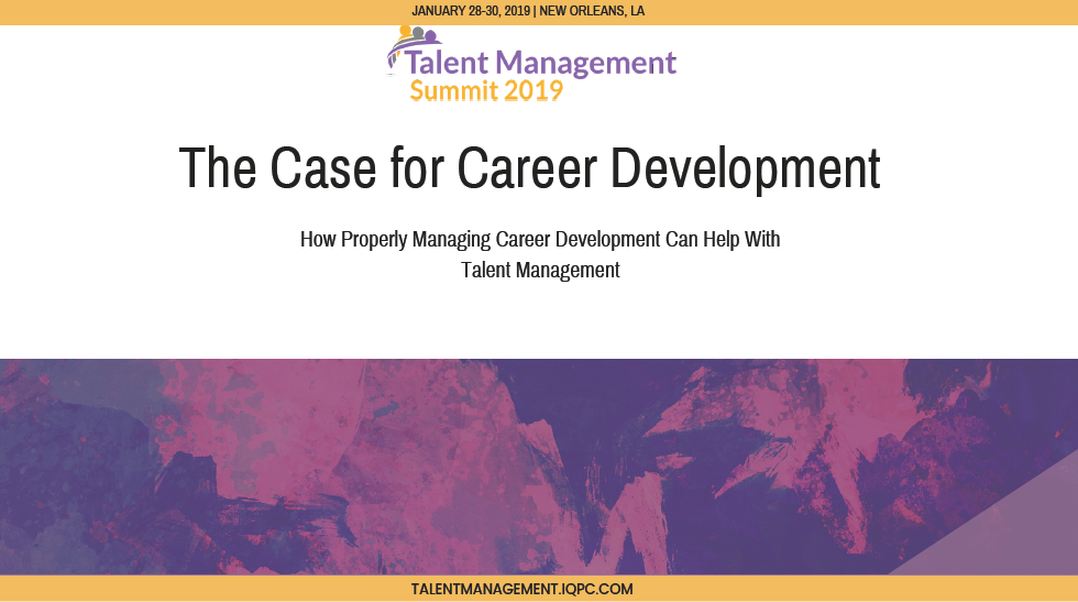 The Case for Career Development