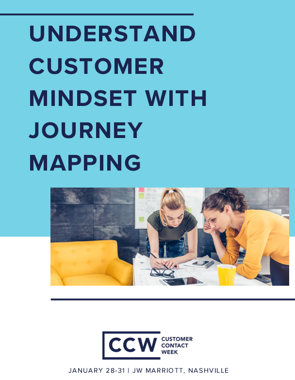 Understand Customer Mindset with Journey Mapping