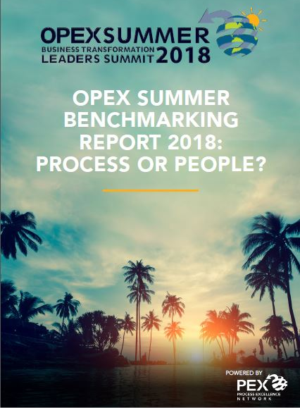 OPEX Summer San Diego 2018 - Benchmarking Report