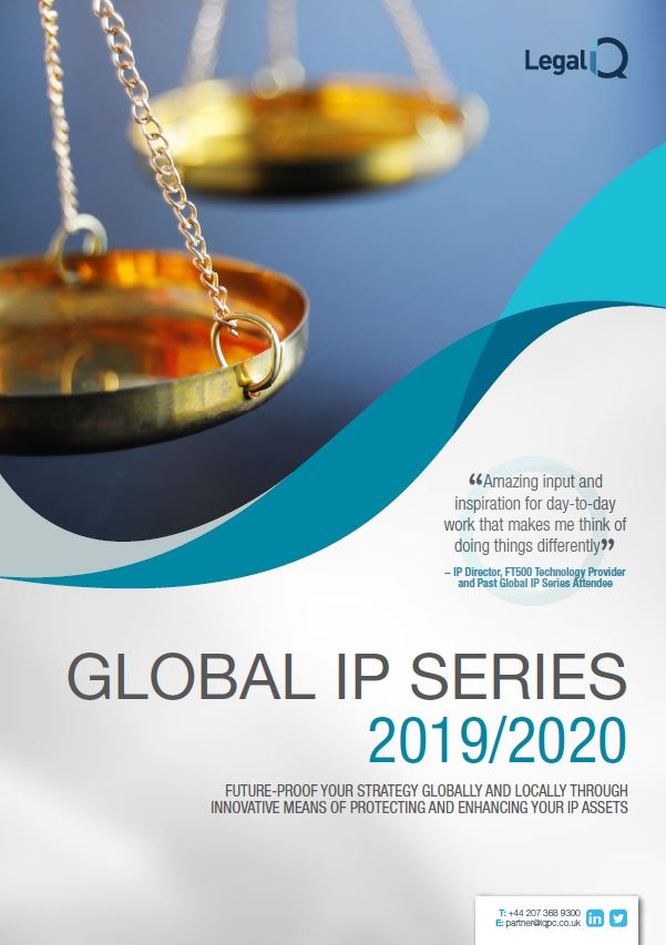 The 2019 IP Portfolio: Business Development Pack