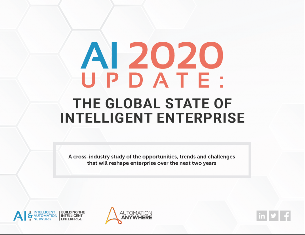 AI 2020 Update - The Global State of Intelligent Enterprise