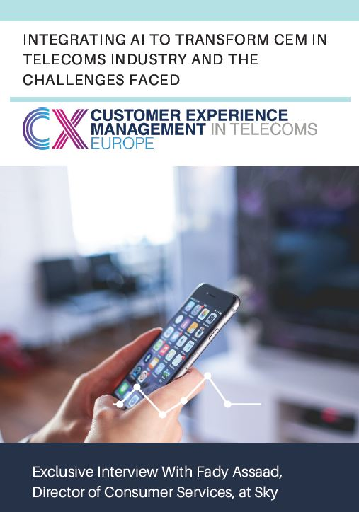 Integrating AI to Transform CEM in Telecoms industry and challenges faced