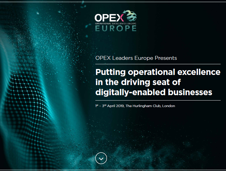 OPEX Leaders Europe - The Full Event Guide