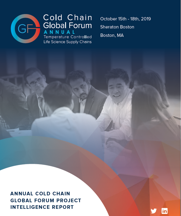 Cold Chain Global Forum IoT Project Intelligence Report