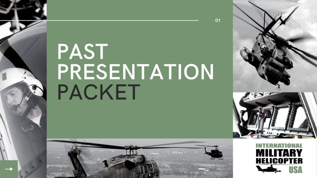 International Military Helicopter Past Presentation Packet [Zip File]