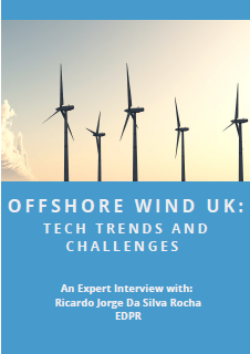 Expert Interview on Offshore Wind UK - Tech Trends and Challenges