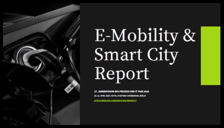 Report: Elektromobilität - Wie sich Energieversorger einen Vorsprung am Markt sichern