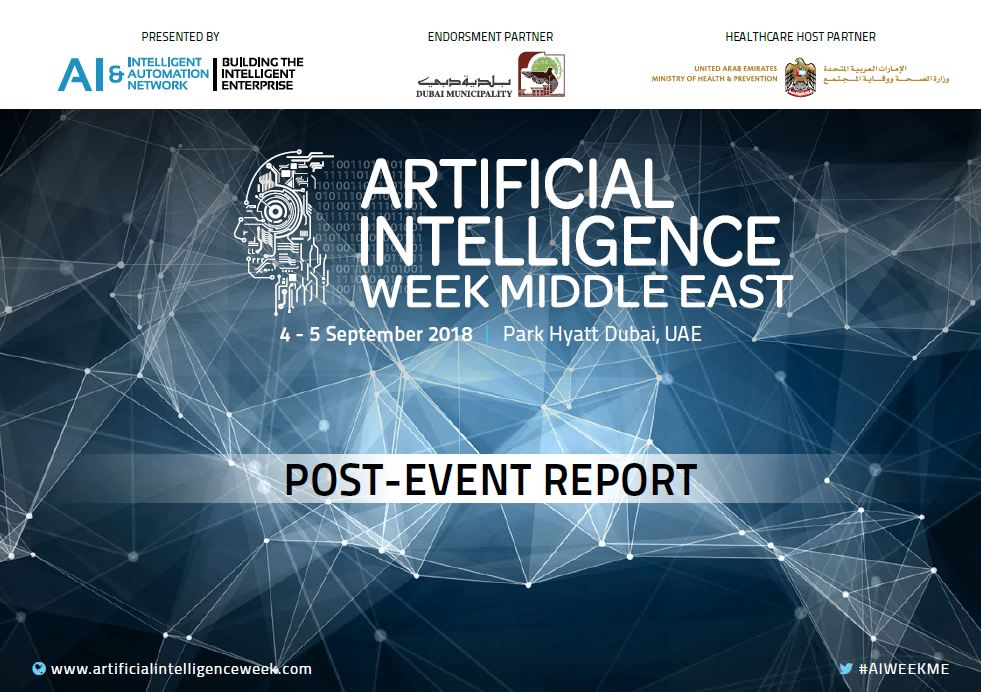 Post-Event Report 2018: AI Week Middle East