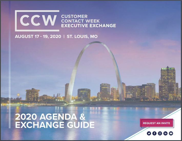 View Full Event Agenda | CCW Executive Exchange St. Louis