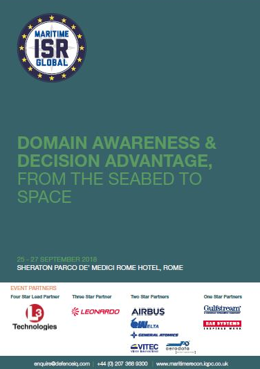 Maritime ISR Agenda