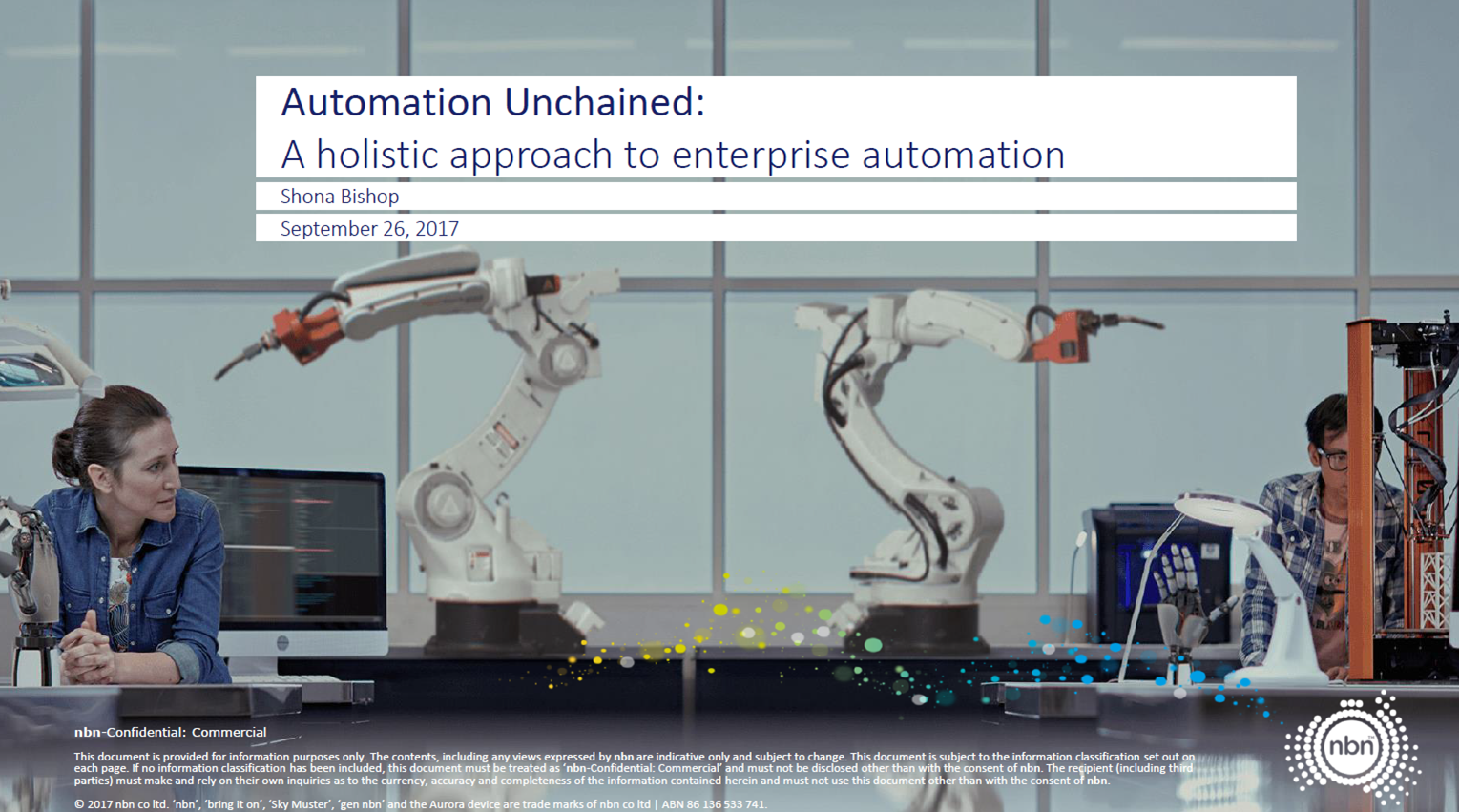 Automation Unchained: A holistic approach to enterprise automation