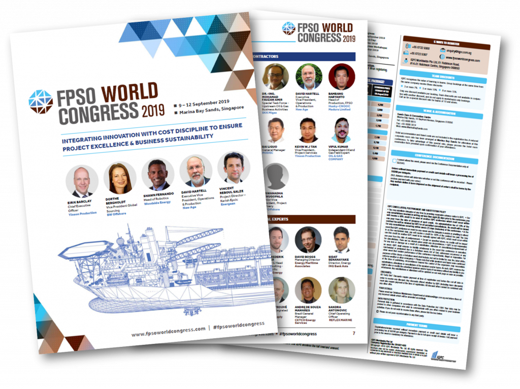 FPSO World Congress Brochure
