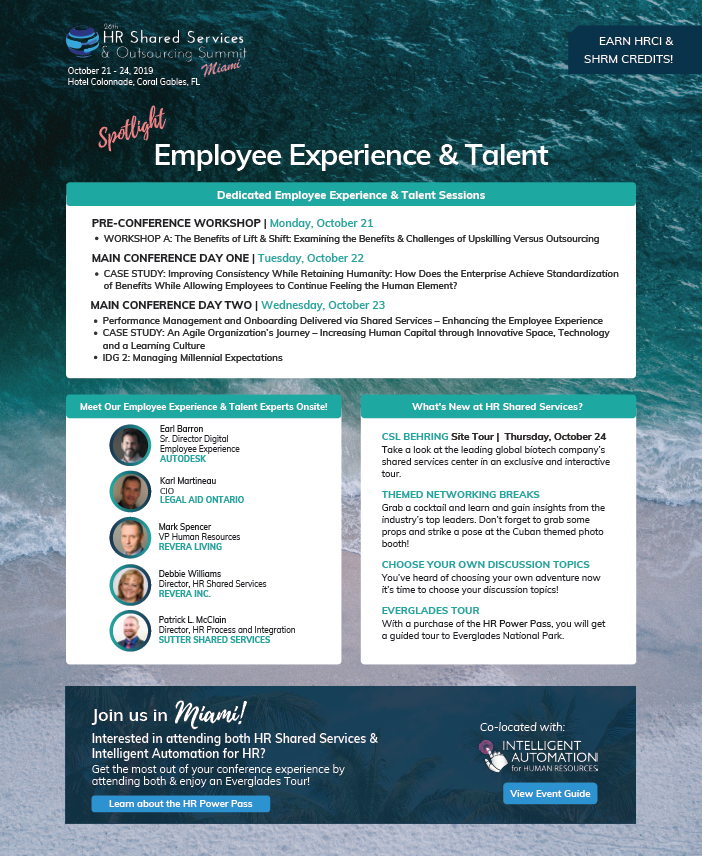 Employee Experience & Talent Spotlight