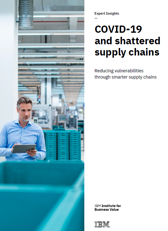 COVID-19 and shattered supply chains