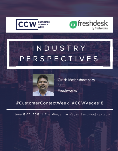 Industry Perspectives: Freshworks
