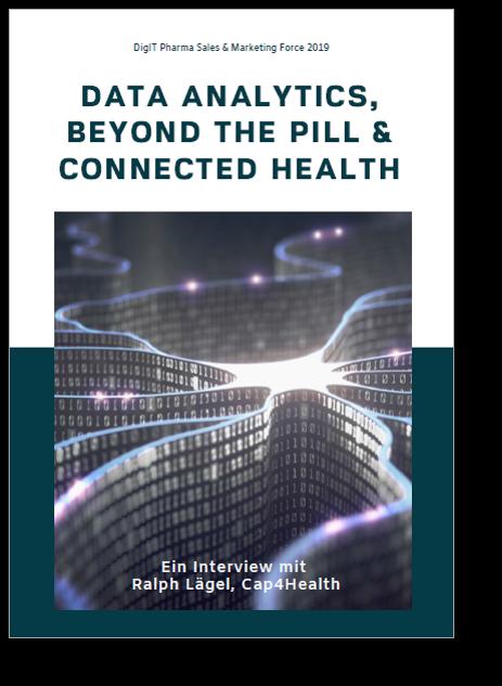 Cap4Health Experteninterview mit Ralph Lägel über Data Analytics, beyond the pill & Connected Health