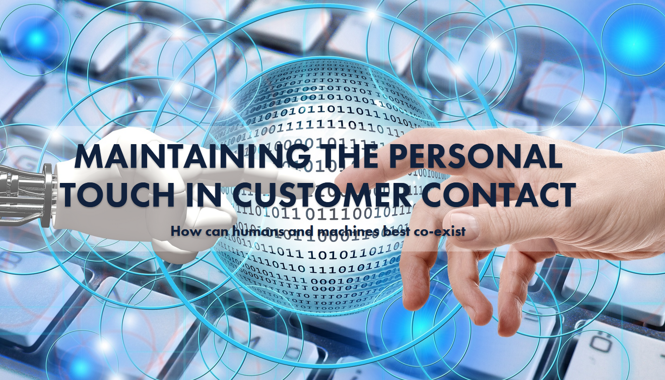 Maintaining The Personal Touch In Customer Contact - Interview with AXA