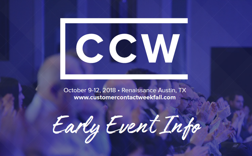 CCW Austin Early Event Info