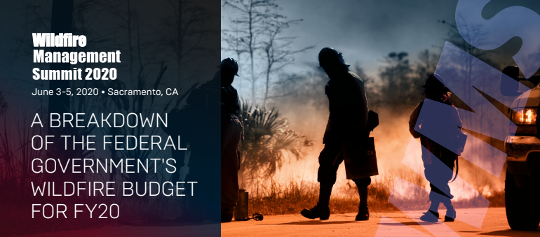 Federal Government's Wildfire Budget for FY20