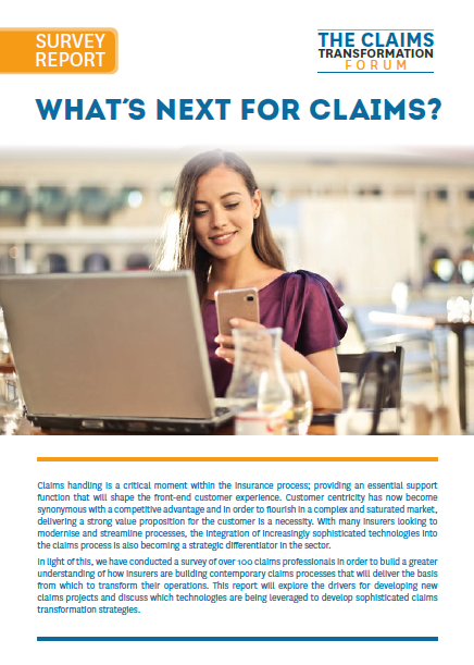 Survey Report: What's Next for Claims?