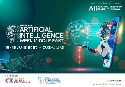Event Guide for Sponsorship and Exhibition Opportunities at the Artificial Intelligence Week Middle East 2020