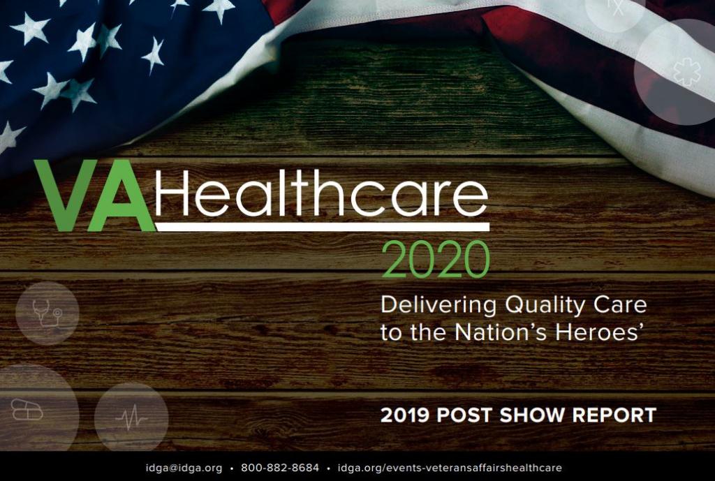 VA Healthcare 2019 Post Show Report