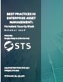 Best Practices In Enterprise Asset Management: HSW 2018 Whitepaper