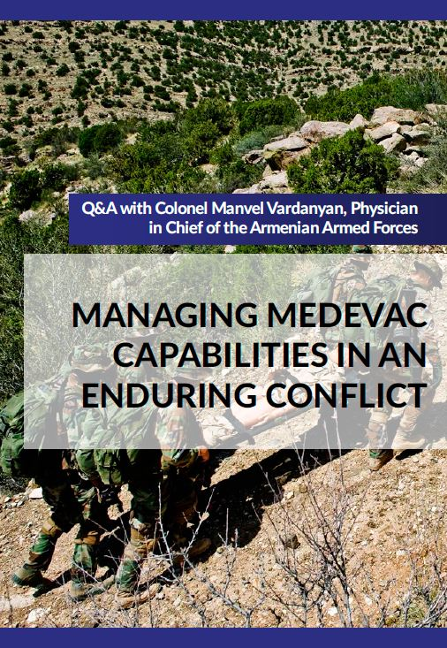 Managing MEDEVAC capabilities in an enduring conflict: An Armenian perspective