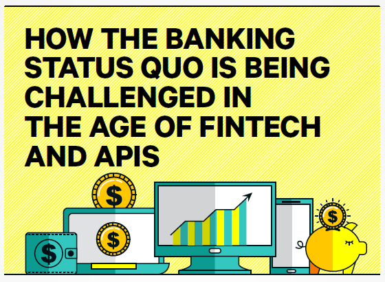 How the banking status quo is being disrupted