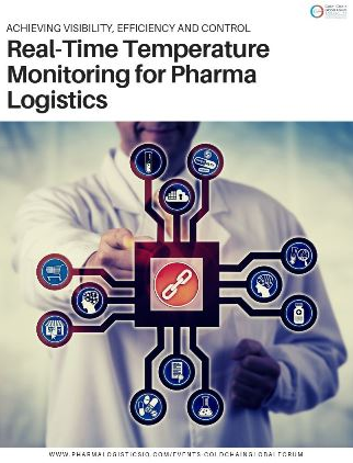 Real-Time Temperature Monitoring for Pharma Cold Chain Logistics