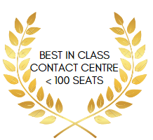 CCW Excellence Awards Application Form: Best in Class Contact Centre for 2020 (Under 100 Seats)