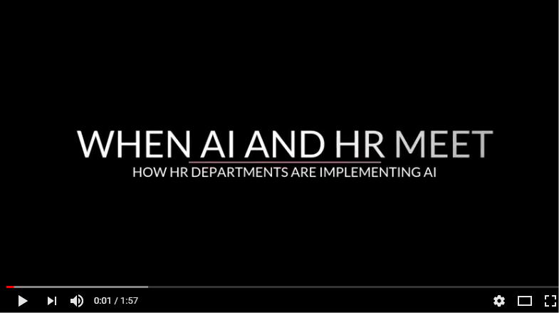 When AI and HR Meet