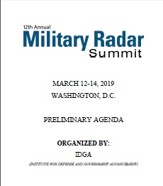 Download the Military Radar 2019 Preliminary Event Guide
