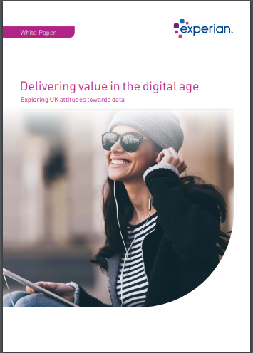Experian: Delivering Value in the Digital Age