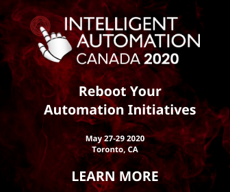Agenda- Intelligent Automation Canada 2020
