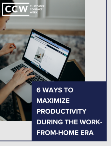 6 Ways To Maximize Productivity During The Work-From-Home Era