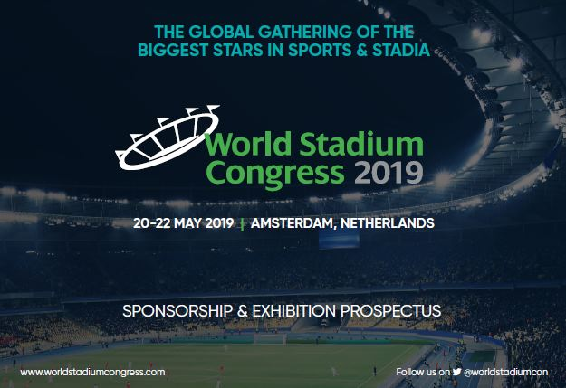 Sponsorship Prospectus: World Stadium Congress 2019